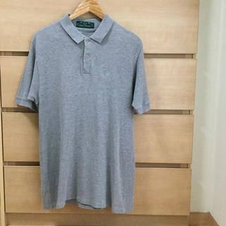 フレッドペリー(FRED PERRY)の【複数割】フレッドペリー FRED PERRY ポロシャツ グレー Lサイズ(ポロシャツ)