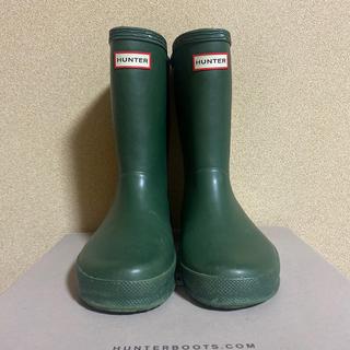 ハンター(HUNTER)のHUNTER レインブーツ 19cm(長靴/レインシューズ)