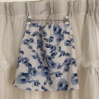 ダチュラ(DaTuRa)のDatura  花柄スカート(ミニスカート)
