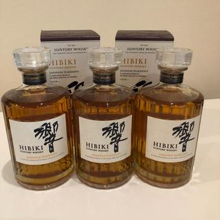 サントリー - 響 ウイスキー 2本化粧箱付き 3本セット