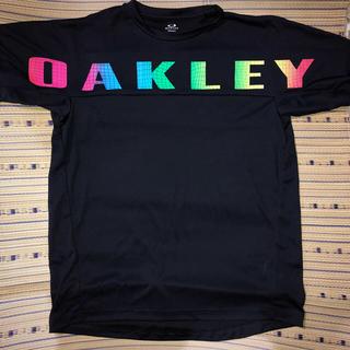オークリー(Oakley)のオークリーoakley NEW STYLE グラデーション TシャツL‼️(Tシャツ/カットソー(半袖/袖なし))