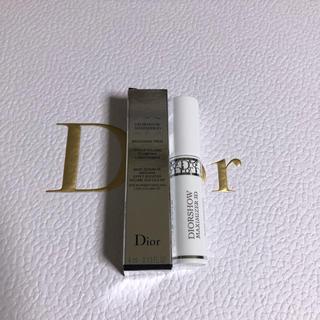 ディオール(Dior)のディオールショウマキシマイザー(ミニ)(マスカラ下地/トップコート)