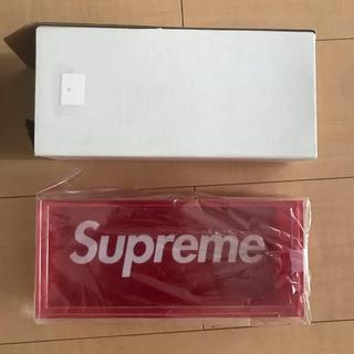 シュプリーム(Supreme)のsupreme lucite acrylic box logo 小物(その他)