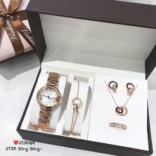 🌸Cartier🌸ネックレス 腕時計  ピア ブレスレット 指輪🌸新品34