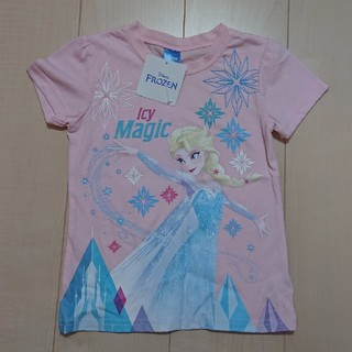 Disney - エルサ⭐新品⭐半袖Tシャツ