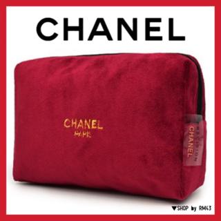 CHANEL - 【CHANEL】ノベルティポーチ