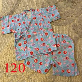 アカチャンホンポ(アカチャンホンポ)の女の子 甚平 120(甚平/浴衣)