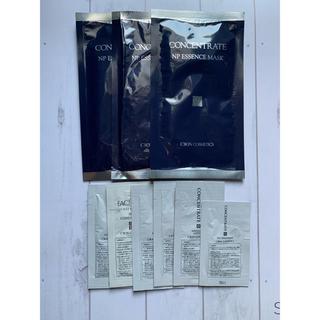 シーボン(C'BON)のシーボン コンセントレートNPエッセンスマスク3枚&サンプルセット(サンプル/トライアルキット)