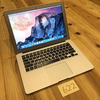マック(Mac (Apple))のCTOモデル!MacBook air 13インチ mid2011(ノートPC)
