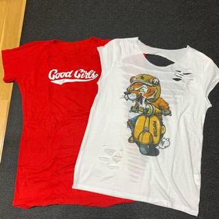 ズンバ(Zumba)のZUMBA ポップスター ウェア 2枚セット(Tシャツ(半袖/袖なし))