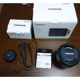 TAMRON - TAMRON  SP24-70mm F2.8 Di VC USD G2 ニコン用