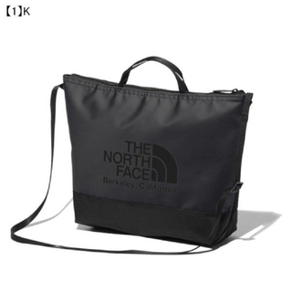 ザノースフェイス(THE NORTH FACE)の【新品未使用】ノースフェイス BCミュゼット ブラック(ボディーバッグ)