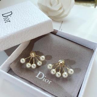ディオール(Dior)のDior デイオール ピアス(ピアス)