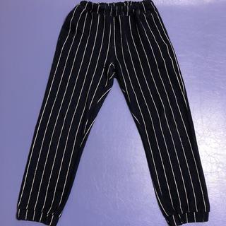 GU - 子供 GU パンツ  ジャ-ジ下 サイズ130  ★即日発送