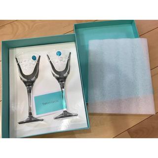 ティファニー(Tiffany & Co.)の【⭐︎新品⭐︎】ティファニーワイングラス グラマシーワイン(グラス/カップ)