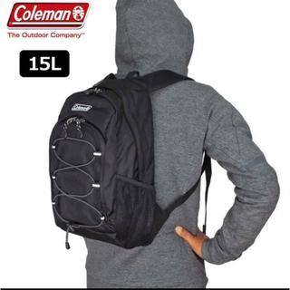 Coleman - コールマン‼️新品未使用 ウォークホリック★バックパック★15L