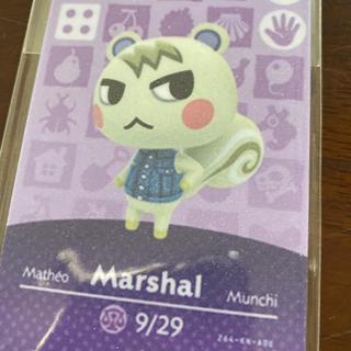 Nintendo Switch - ジュン amiiboカード あつまれどうぶつの森