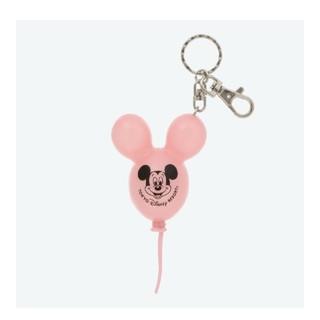 Disney - 新商品!バルーン キーチェーン ★ピンク★ディズニーリゾート