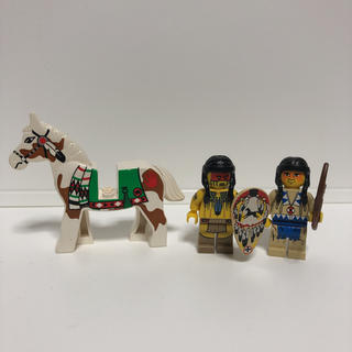 Lego - LEGO レゴ ウエスタン ミニフィグセット