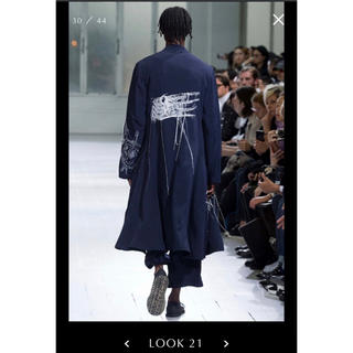 ヨウジヤマモト(Yohji Yamamoto)の求 yohji yamamoto 20ss look21ドレス(テーラードジャケット)