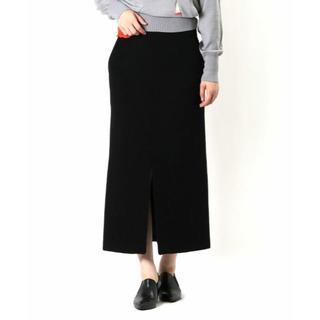 mame - 完売品定価38,880円mameマメウールハイウエストタイトスカート
