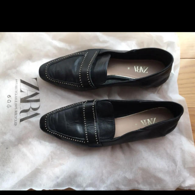 ZARA(ザラ)のえりか様 レディースの靴/シューズ(ローファー/革靴)の商品写真