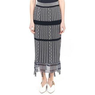 mame - mameマメニットセットアップサイズ1☆スカートmame kurogouchi