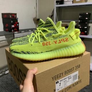 adidas - 28CM Adidas Yeezy Boost 350 Yellow