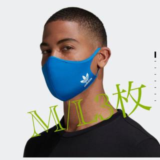 adidas - adidas フェイスカバー M/L3枚