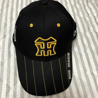 ハンシンタイガース(阪神タイガース)の阪神タイガース ジョーシン 帽子(応援グッズ)
