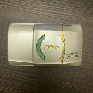 ニコン(Nikon)のNikon コンパクトフィルムカメラ(フィルムカメラ)