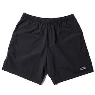 1LDK SELECT - The Ennoy Professional NYLON SHORTS BLK