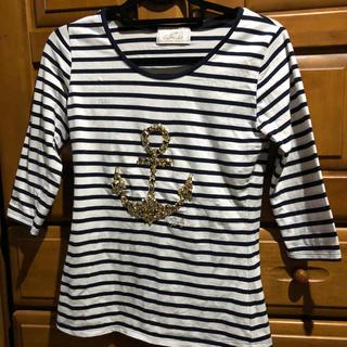 レディー(Rady)のRADY マリン 七分袖Tシャツ(Tシャツ(長袖/七分))