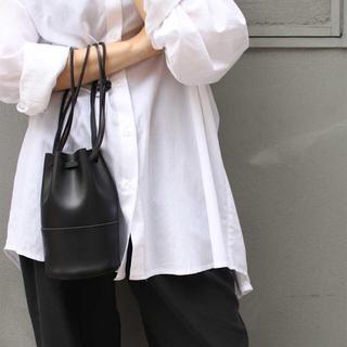 TODAYFUL - canal jean via j(ヴィアジェイ) エコレザーミニ巾着バッグ