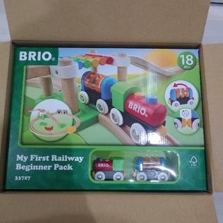 BRIO - ブリオ はじめてのレールセット
