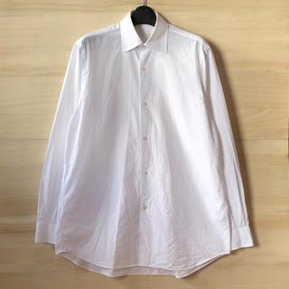 COMOLI - 19ss comoli レショップ別注 ドレスシャツ コモリ ホワイト