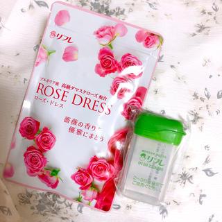 新品♡ローズドレス サプリメントケース付き