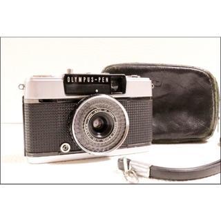 オリンパス(OLYMPUS)の極美品 オリンパス Olympus PEN EE-3 ハーフカメラ #039(フィルムカメラ)