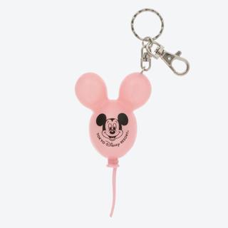 Disney - ディズニーリゾート バルーン キーチェーン ピンク