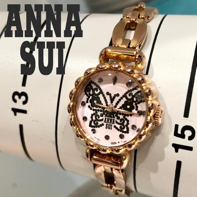 ANNA SUI(アナスイ)のアナスイ時計 レディース腕時計 新品電池 美品 43 レディースのファッション小物(腕時計)の商品写真
