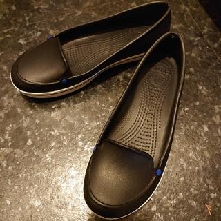 クロックス(crocs)のチャンミング様専用ページ CROCS 二足(ローファー/革靴)