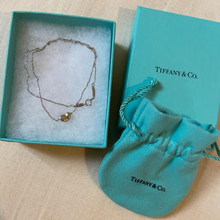 Tiffany & Co. - ティファニー ビーン ネックレス