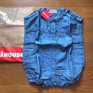 ミキハウス(mikihouse)のミキハウス 子供服(カバーオール)