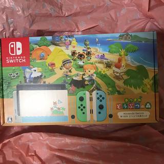 Nintendo Switch - 新品 ニンテンドースイッチ どうぶつの森セット