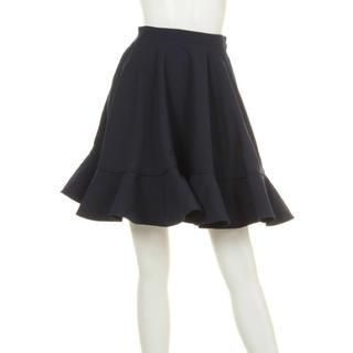 リリーブラウン(Lily Brown)のワイドフレアスカート(ひざ丈スカート)