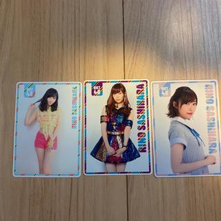 エイチケーティーフォーティーエイト(HKT48)の指原莉乃 スクールカレンダー 3枚セット(アイドルグッズ)