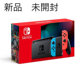 Nintendo Switch - Nintendo Switch Joy-Con(L)/(R) ネオンブルー