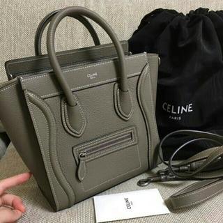 celine - CELINE ラゲージナノ スリ