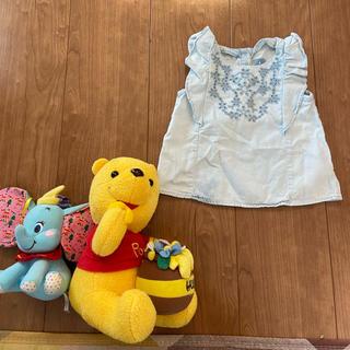 ベビーギャップ(babyGAP)のベビーギャップ トップス(Tシャツ)