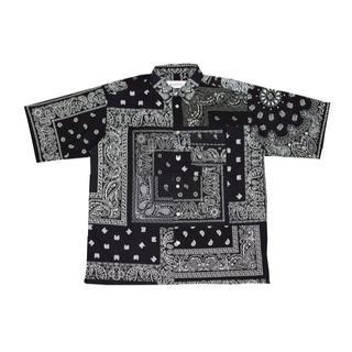 ヴィスヴィム(VISVIM)のmiyagi hidetaka BANDANA バンダナ ショートスリーブシャツ(シャツ)